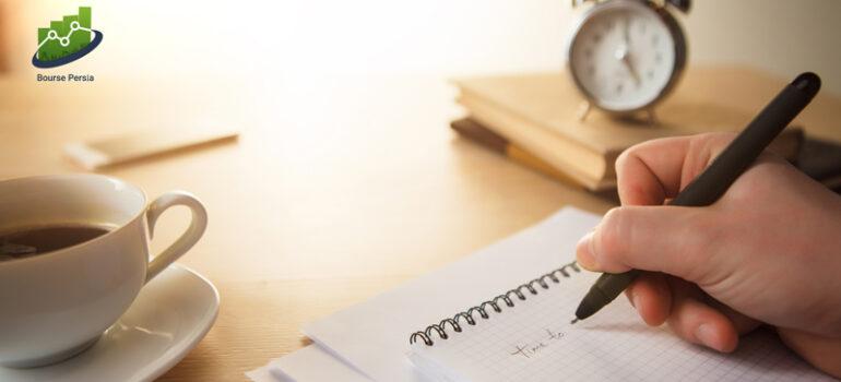 بهترین نوع یادداشت برداری چیست؟